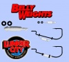 Огрузка Lunker City Belly Weight 3/16oz