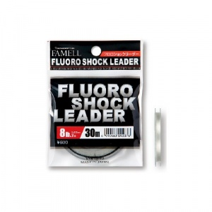 Леска YAMATOYO Fluoro Shock Leader 30m, 2.5 (0.260mm), 10Lb